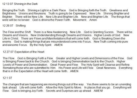 legit prophetic 12